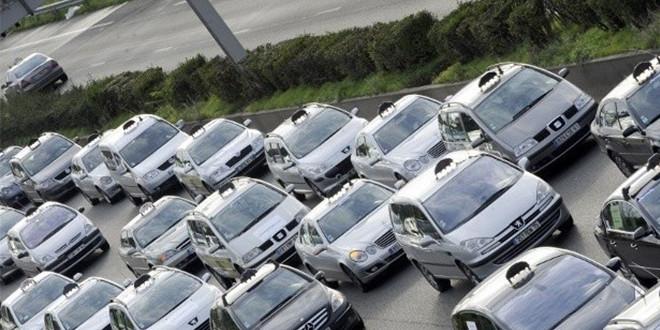 gonzague donne son avis sur la greve des taxis