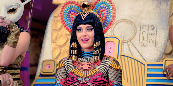 katy perry dark horse cleopatre