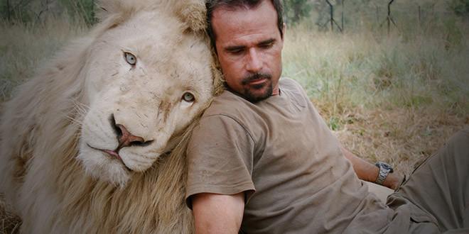 K 233 Vin Richardson Est Le Meilleur Ami Des Lions