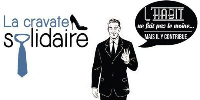 la cravate solidaire couverture