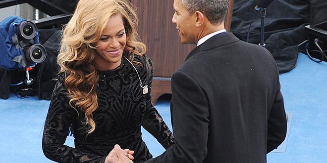 la liaison entre beyonce knowles et barack obama