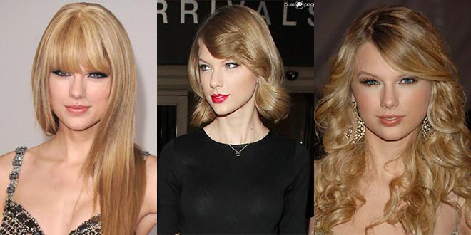 la nouvelle coupe de cheveux de taylor swift