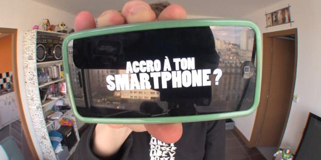 norman accro a ton smartphone