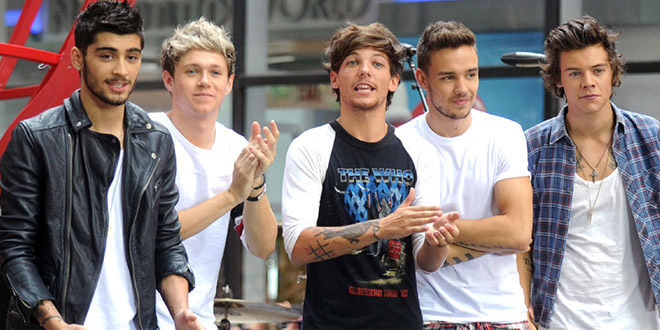 one direction concert tournee 2014 clip