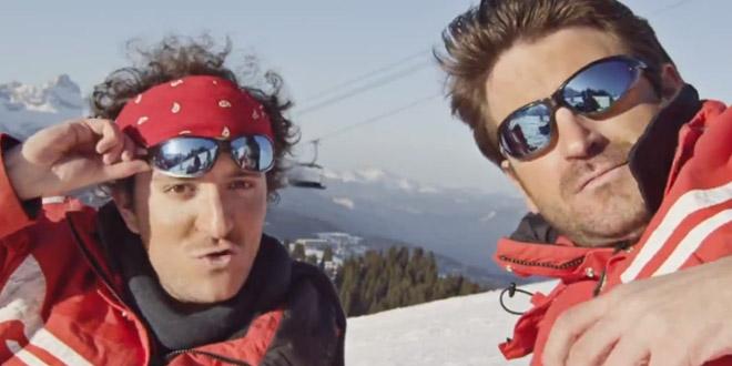 palmashow monos de ski chanson humour