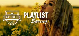 playlist spring welikeit