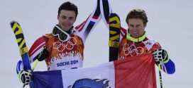 Nouvelles médailles pour les français en slalom géant