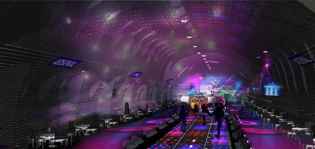 Des projets innovants revisitent les stations fantômes du métro parisien