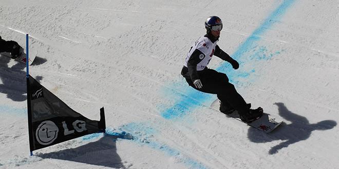 snowboard sotchi medaille pierre vaultier boardercross