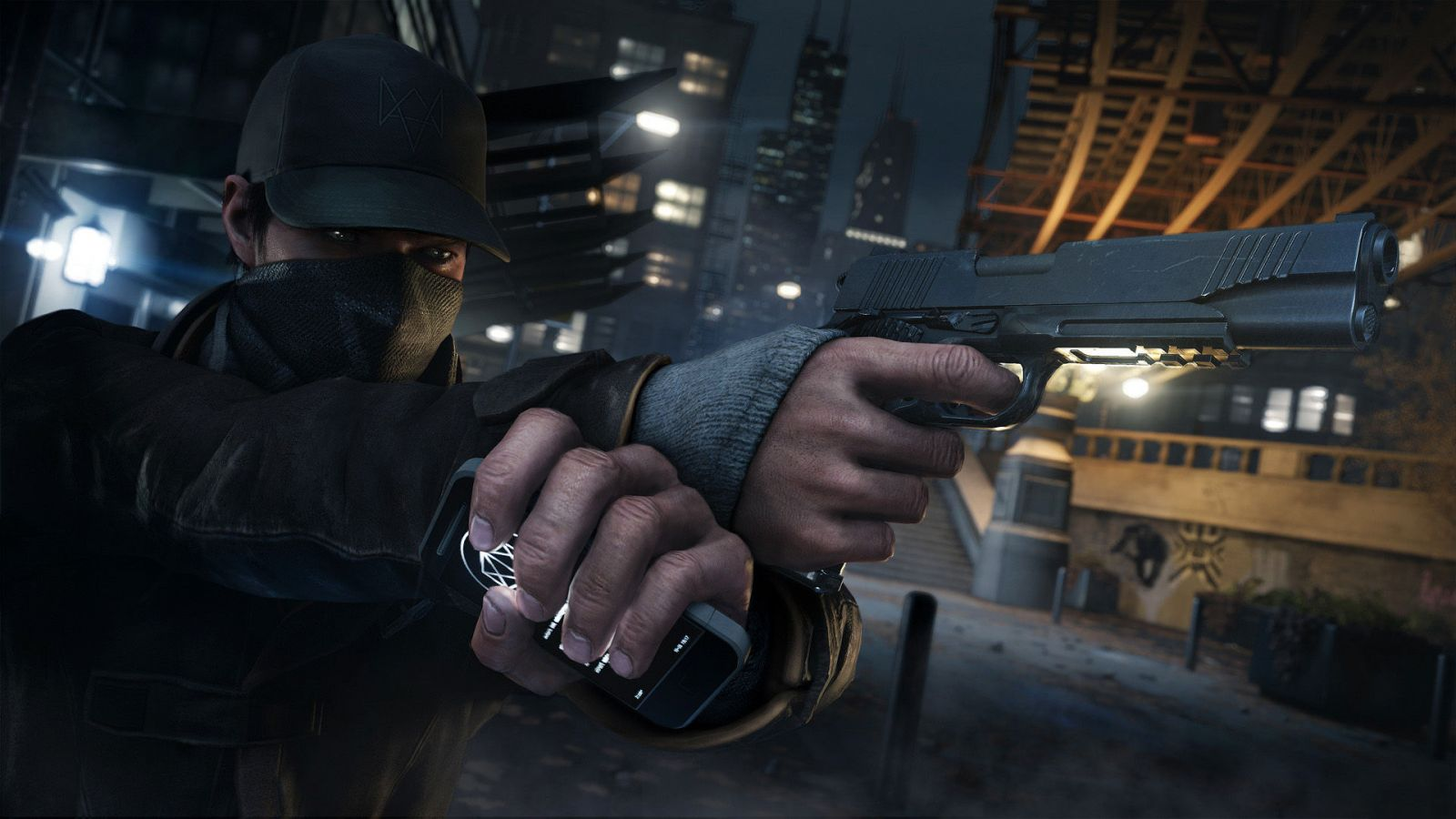 watch dogs jeu game