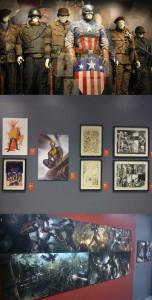 exposition de comics