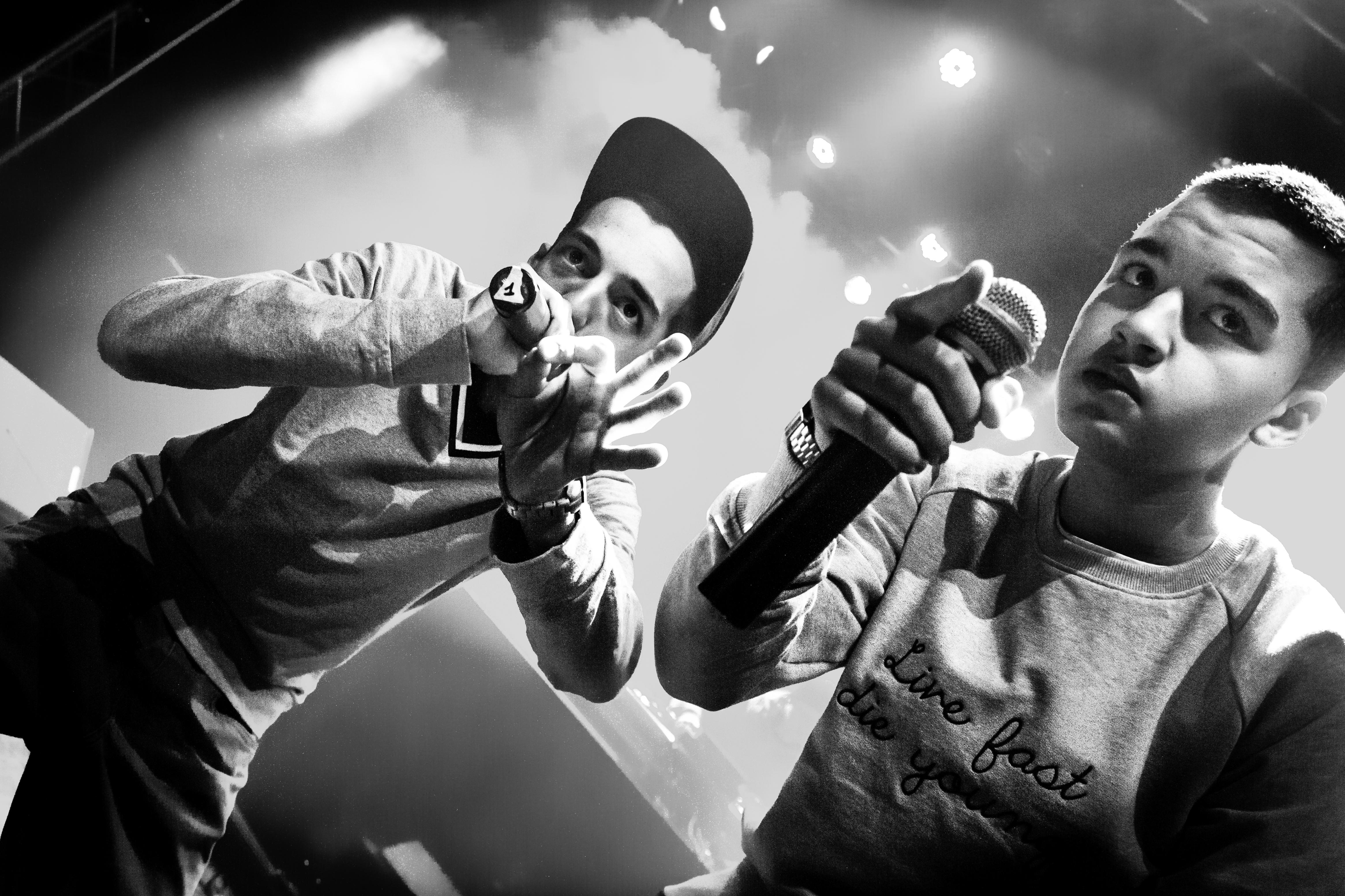 big flo et oli concert rap