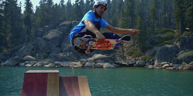 Bob Burnquist skate park