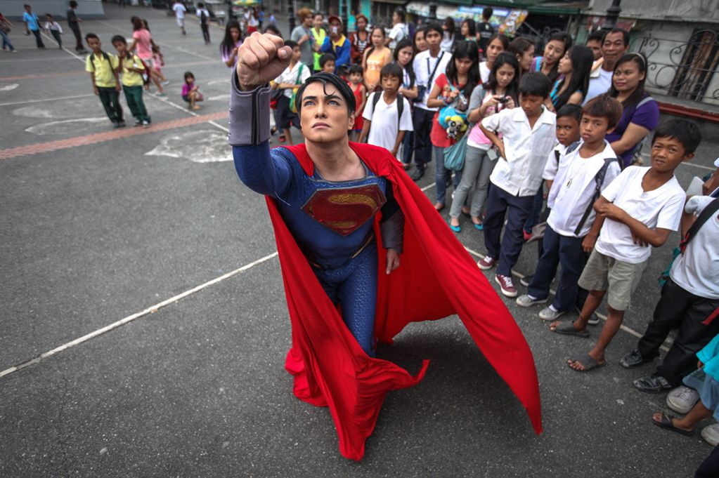 superman aux philippines