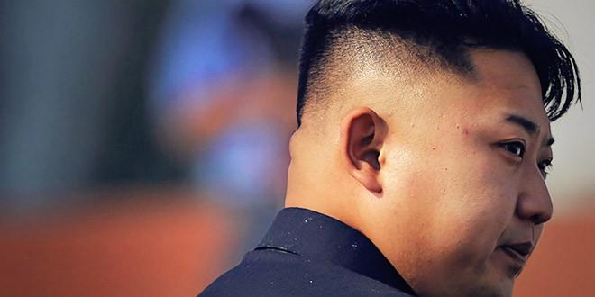 Kim Jong-Un unique coupe de cheveux coree du nordKim Jong-Un unique coupe de cheveux coree du nord