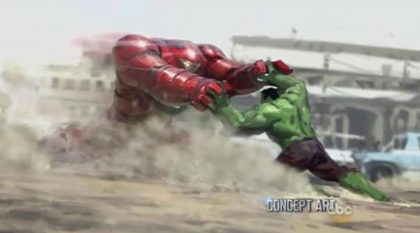 hulk contre iron man