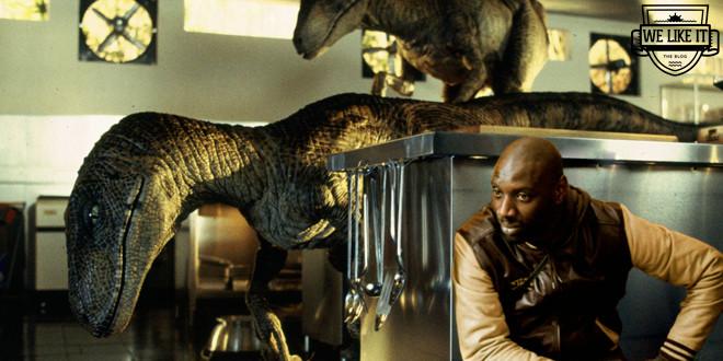 Omar Sy jouera dans Jurassic Park World
