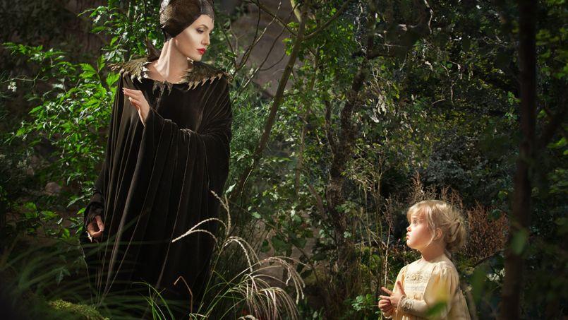 la fille d'angelina jolie dans le film