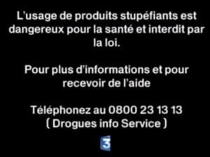 message prevention france 3 dangers psychotropes
