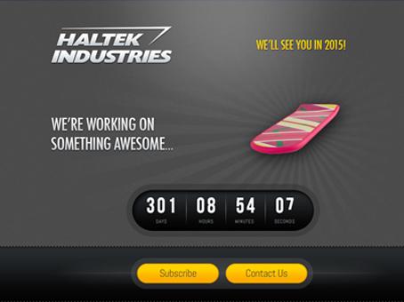 Haltek Industries hoverboard pour 2015