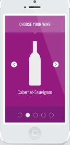 application machine à vin