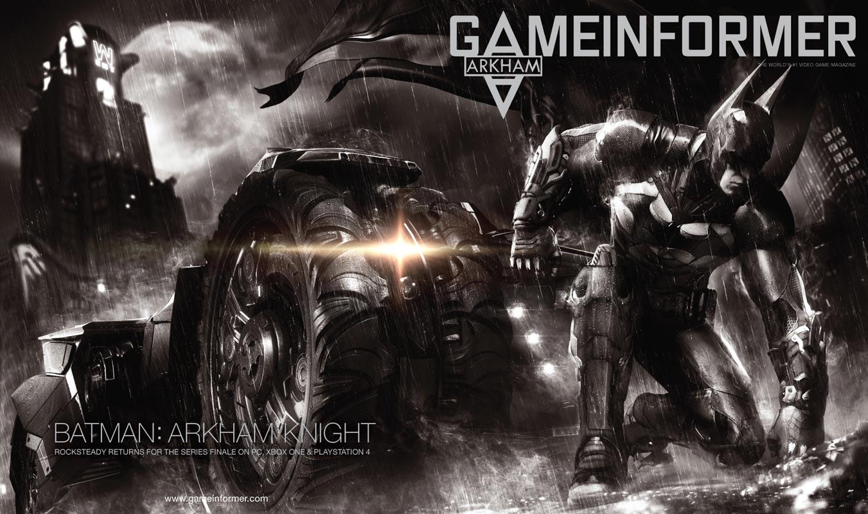 batman batmobile arkham knight a genou