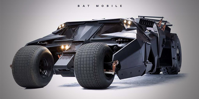 batmobile batman bon coin voiture