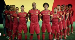 équipe nationale de Belgique