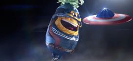 captain america parodie oasis be fruit ananamerica