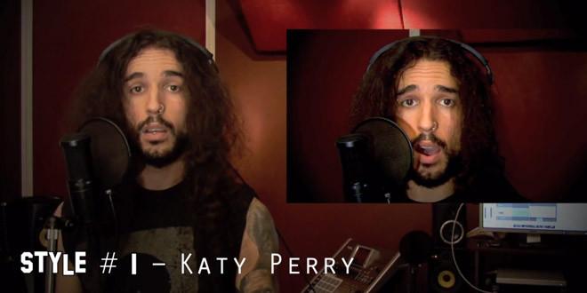 chanson musique katy perry dark horse