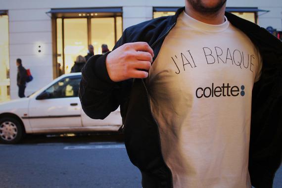 colette braquage t shirt j ai braque colette
