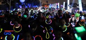 flash run fête paris flashy
