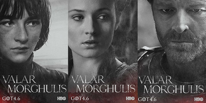 got saison 4 posters affiches officielles