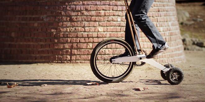 half bike velo concept kickstarter