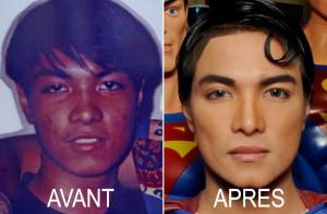 comparatif entre avant et après