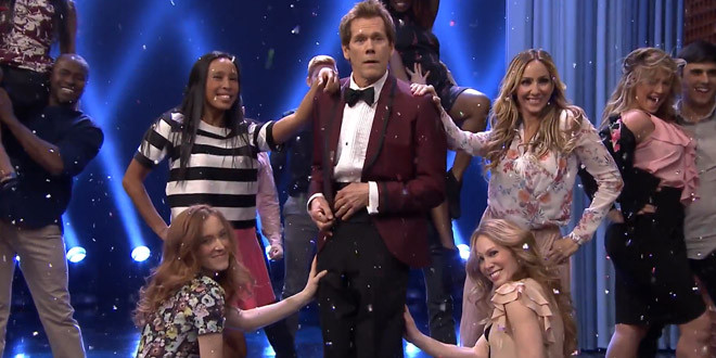 jimmy fallon kevin bacon dance