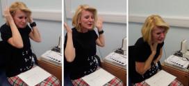 joanne milne est sourde et entend pour la première fois en 40 ans !
