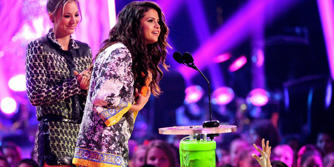 le palmares des kids choice awards 2014