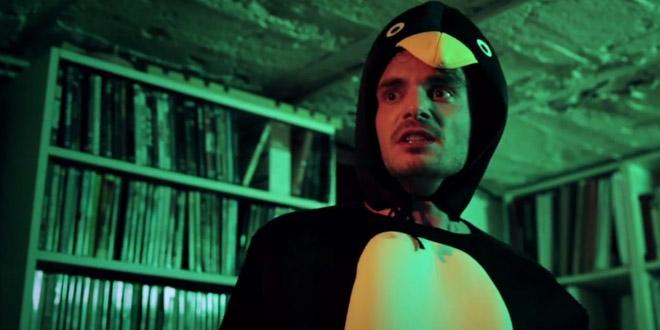 martin le pinguin studio bagel