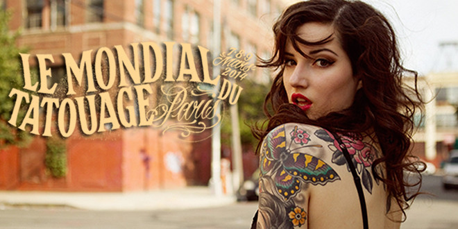 mondial du tatouage 2014 grand halle de la villette tin-tin