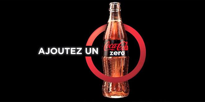 nouvelle pub coca cola zero