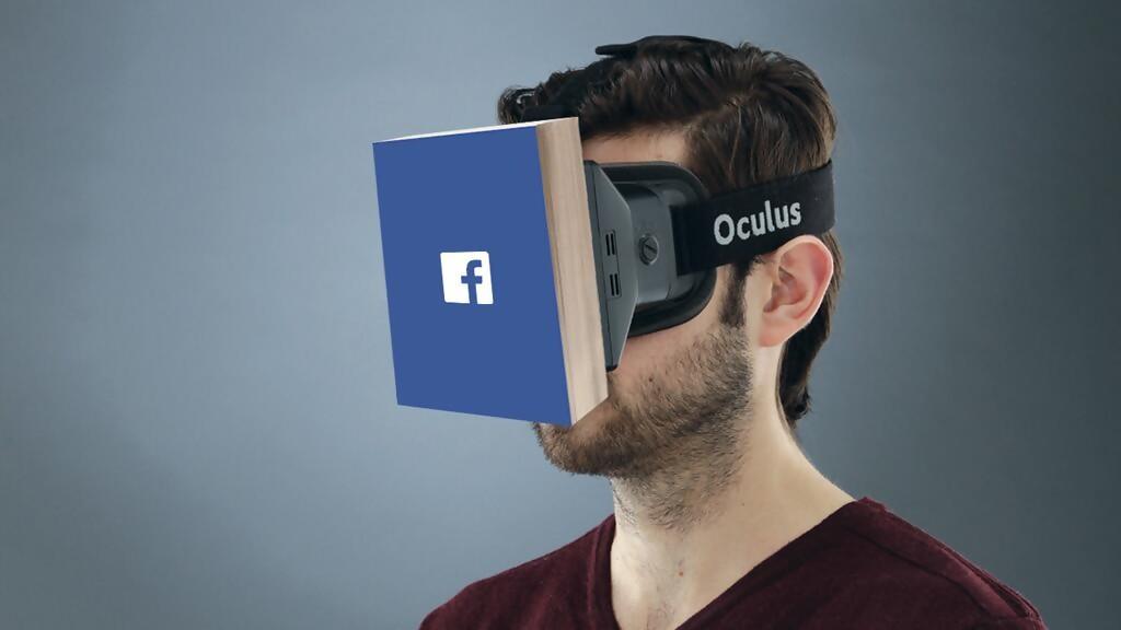 oculus rift avec facebook