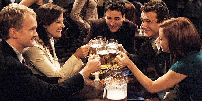 patricks day how i met your mother