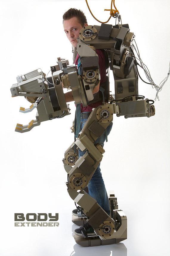 exosquelette Body extender