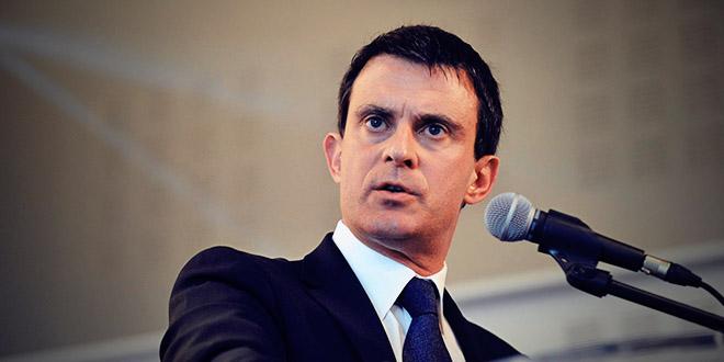 Le nouveau premier ministre fran ais est manuel valls for Ministre de france
