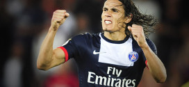 psg cavani match om victoire but