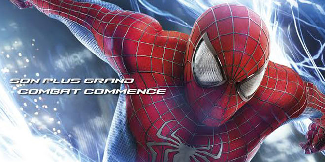concours amazing spiderman 2 the amazing moment voyage a new york