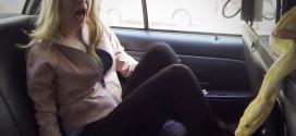 serpent dans un taxi camera cachee piege les clients