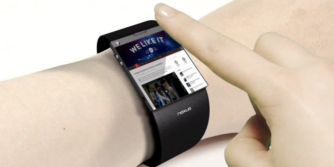 smartwatch google android wear systeme exploitation
