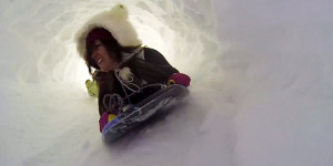 snowlercosting fille luge